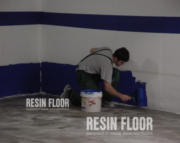 Verniciare piastrelle pavimento. smalto per pavimenti syntilor