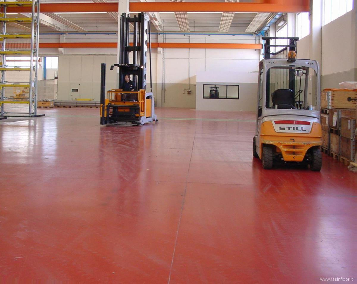 Quali sono le norme di sicurezza per i pavimenti in resina